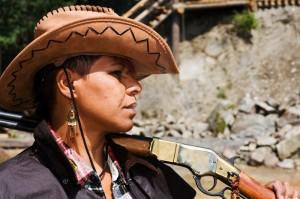 Wild-West Shooting